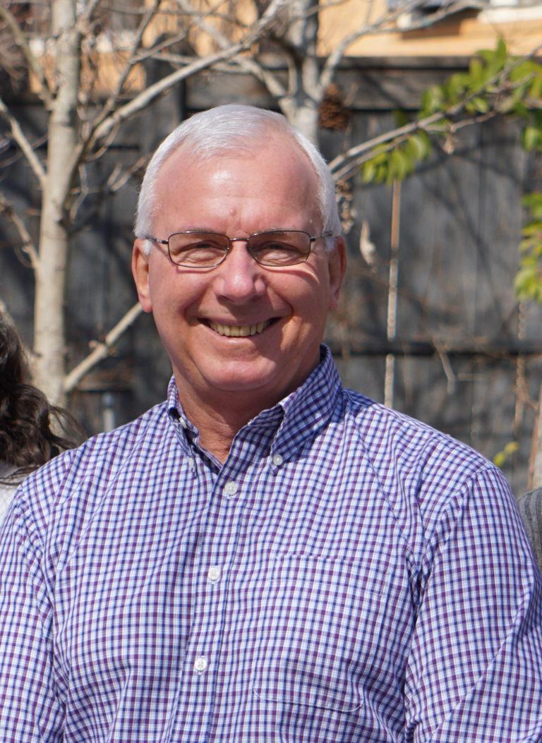 Portrait of John Schacke